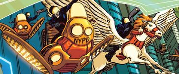 New York City Police Department (Earth-16356)