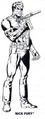Nicholas Fury (Earth-8610)