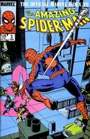 Official Marvel Index to Amazing Spider-Man Vol 1 3