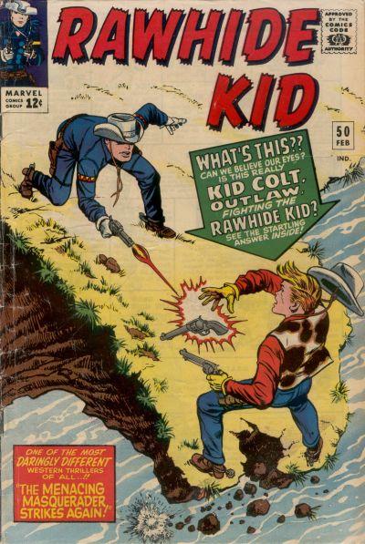 Rawhide Kid Vol 1 50