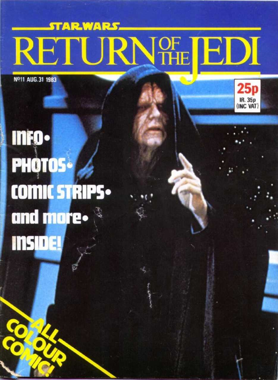 Return of the Jedi Weekly (UK) Vol 1 11