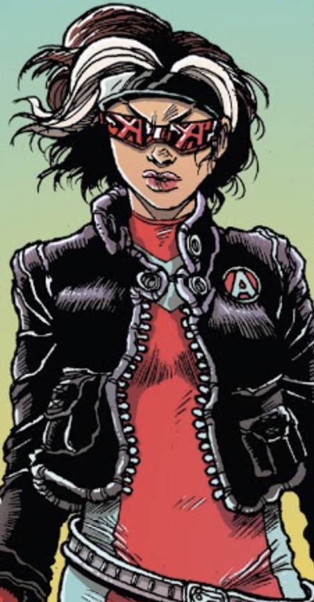 Rogue (Anna Marie) (Earth-TRN421) from 100th Anniversary Special - Avengers Vol 1 1 0001.png