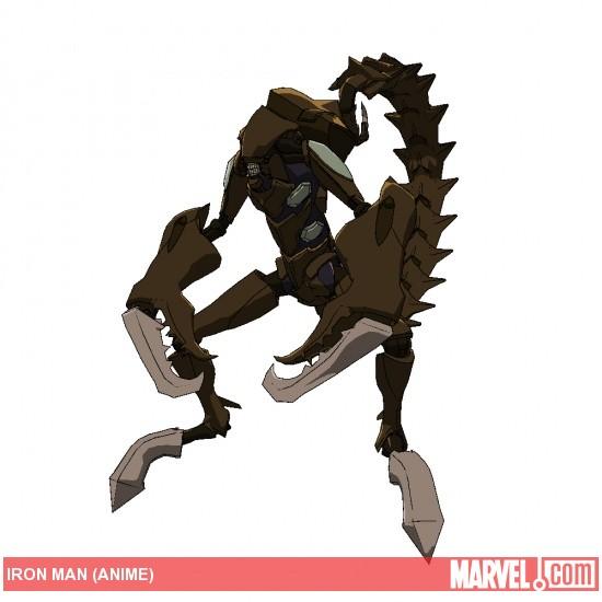 Scorpio (Earth-101001)