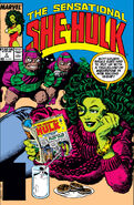 Sensational She-Hulk Vol 1 2