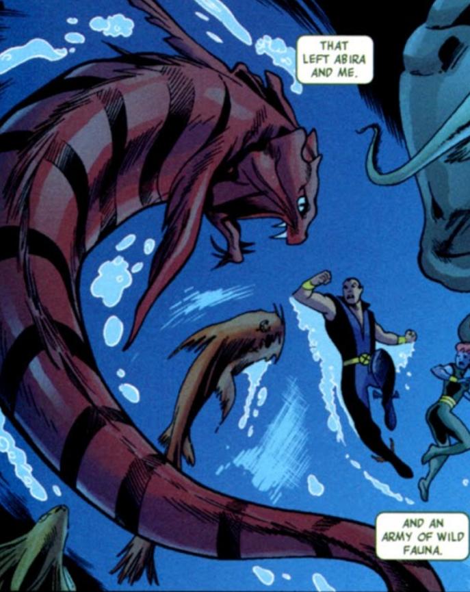Shadow (Atlantean Beast)