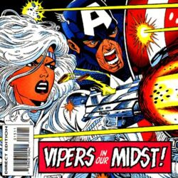 Silver Sable and the Wild Pack Vol 1 15