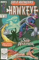 Solo Avengers Vol 1 17