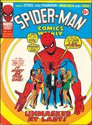 Spider-Man Comics Weekly Vol 1 111