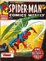 Spider-Man Comics Weekly Vol 1 62