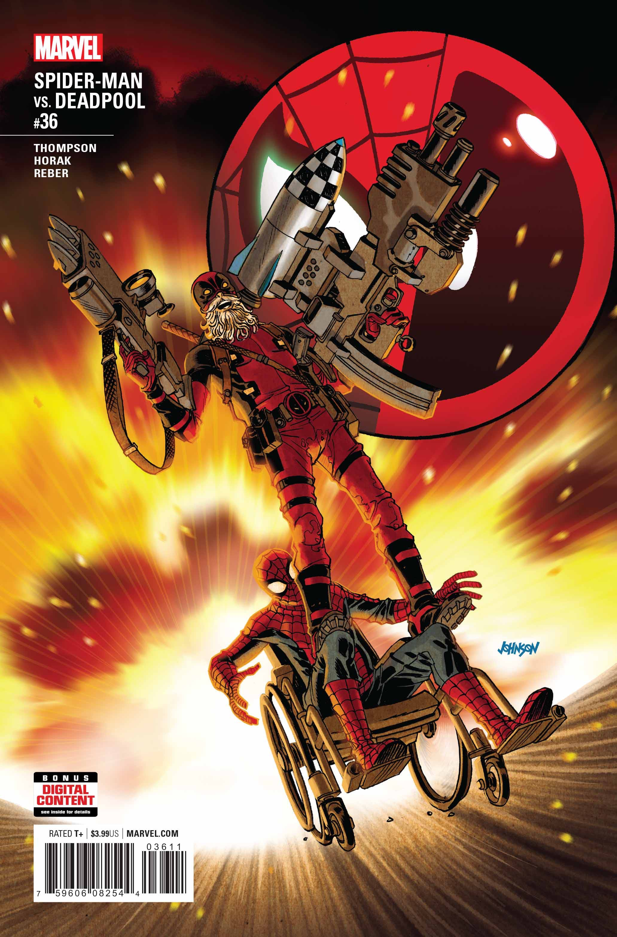 Spider-Man/Deadpool Vol 1 36