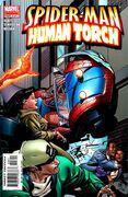 Spider-Man Human Torch Vol 1 3