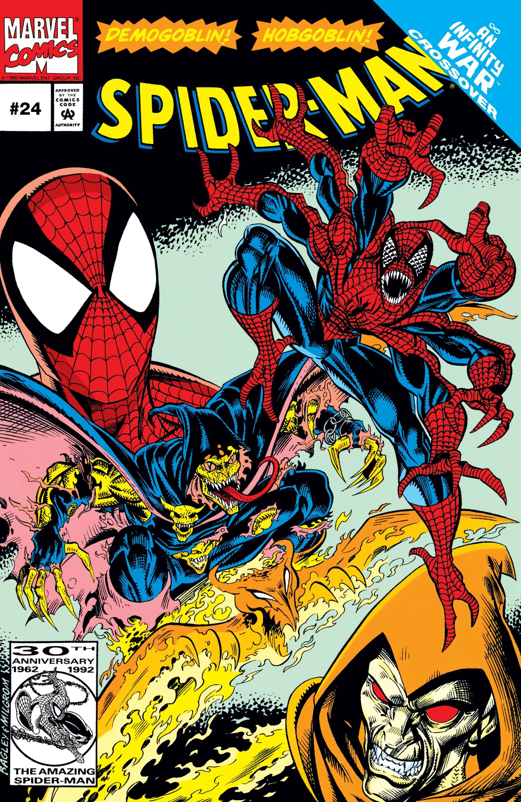 Spider-Man Vol 1 24