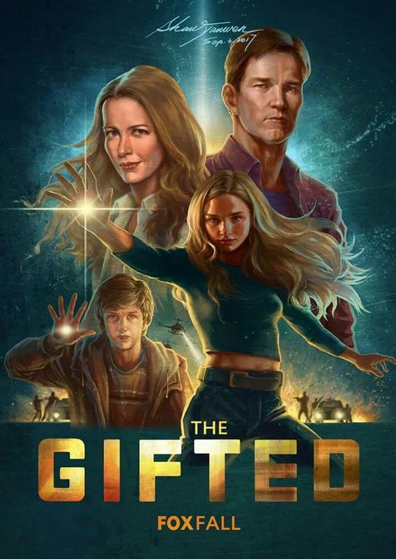 The Gifted (TV series) Season 1 1