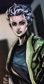 Tracy Burke (Earth-616)