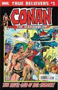 True Believers Conan - The Devil-God of Bal-Sagoth! Vol 1 1