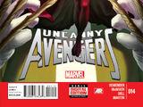 Uncanny Avengers Vol 1 14