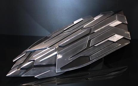 Wakandan Vambrace Shield/Gallery