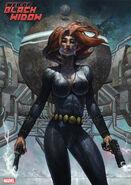 Web of Black Widow Vol 1 5 Bianchi Variant