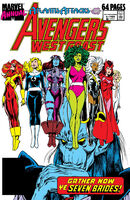 West Coast Avengers Annual Vol 2 4