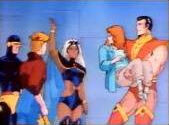 X-Men (Earth-652975) from Pryde of the X-Men Season 1 1 003