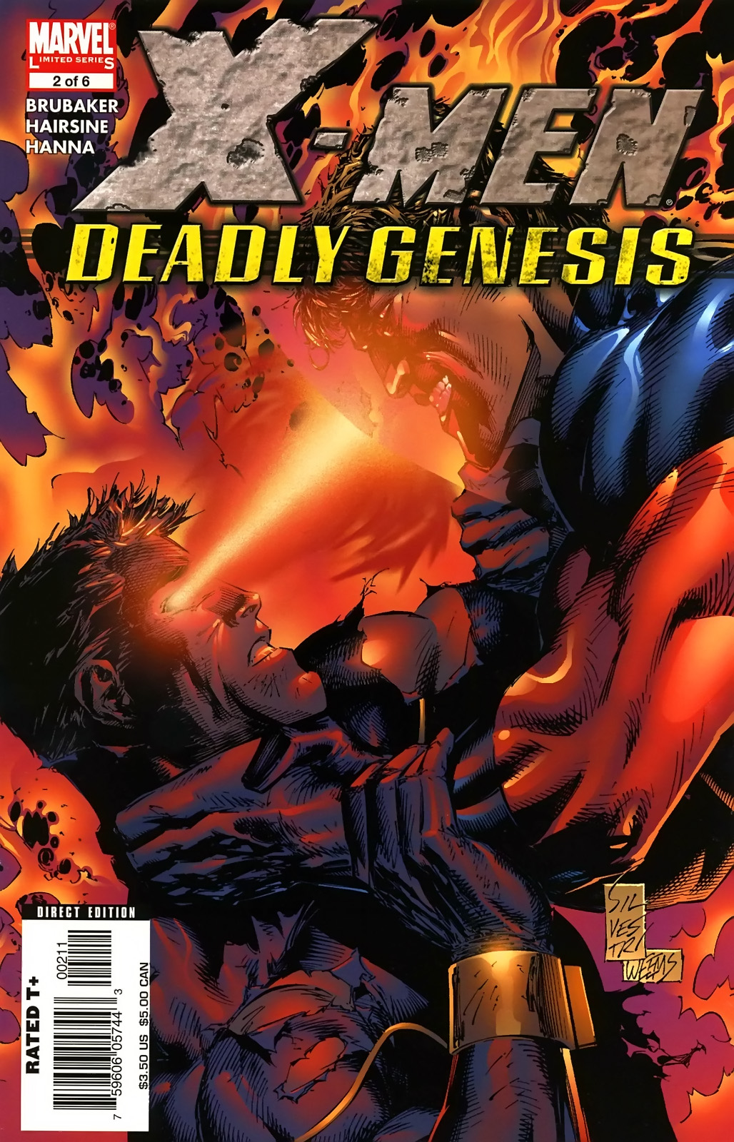 X-Men: Deadly Genesis Vol 1 2