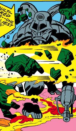Zorr (Robot) (Earth-616)