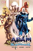 Adam Legend of the Blue Marvel TPB Vol 1 1