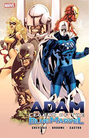 Adam: Legend of the Blue Marvel TPB Vol 1 1