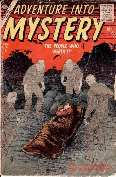 Adventure into Mystery Vol 1 5