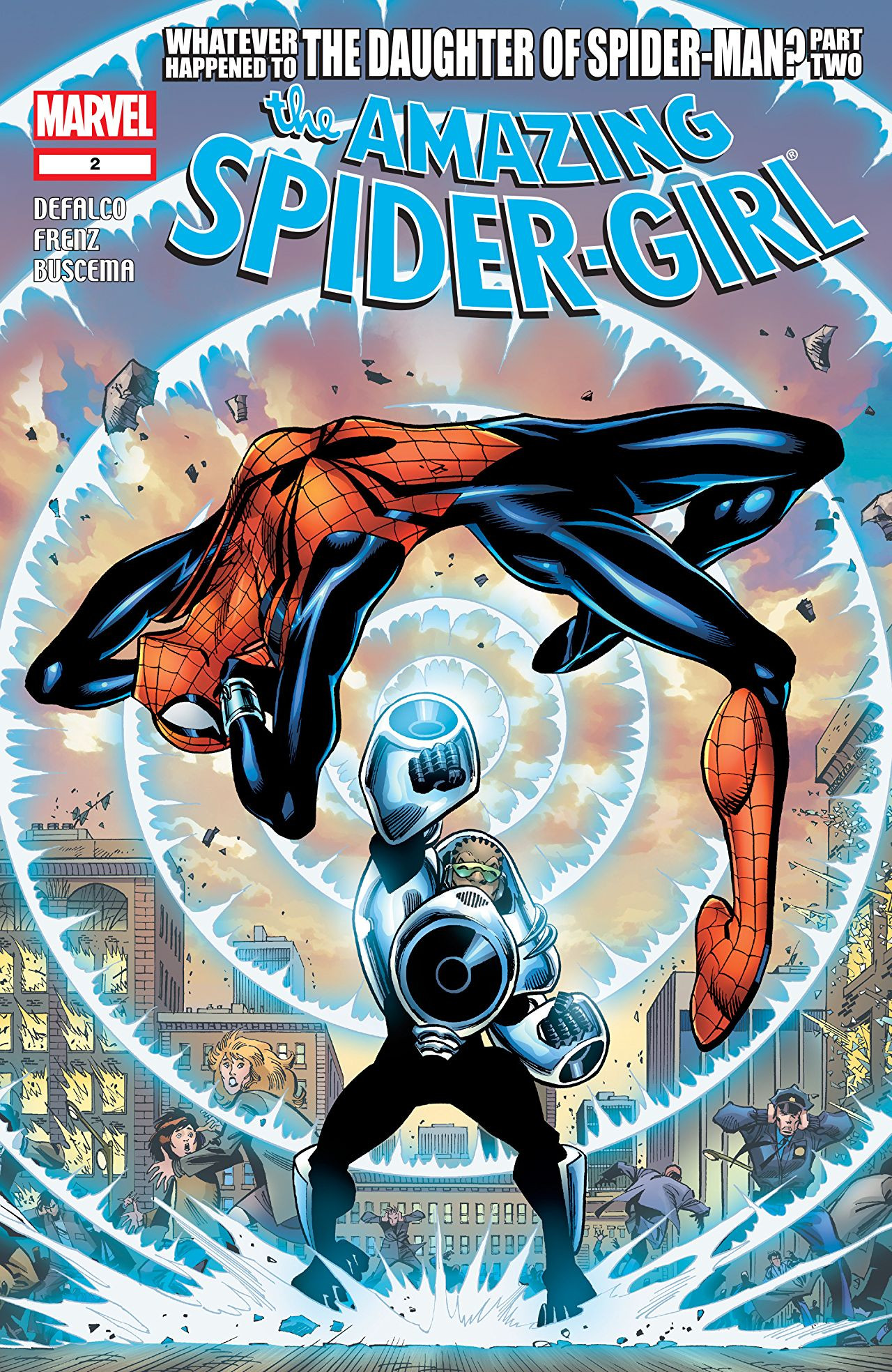 Amazing Spider-Girl Vol 1 2