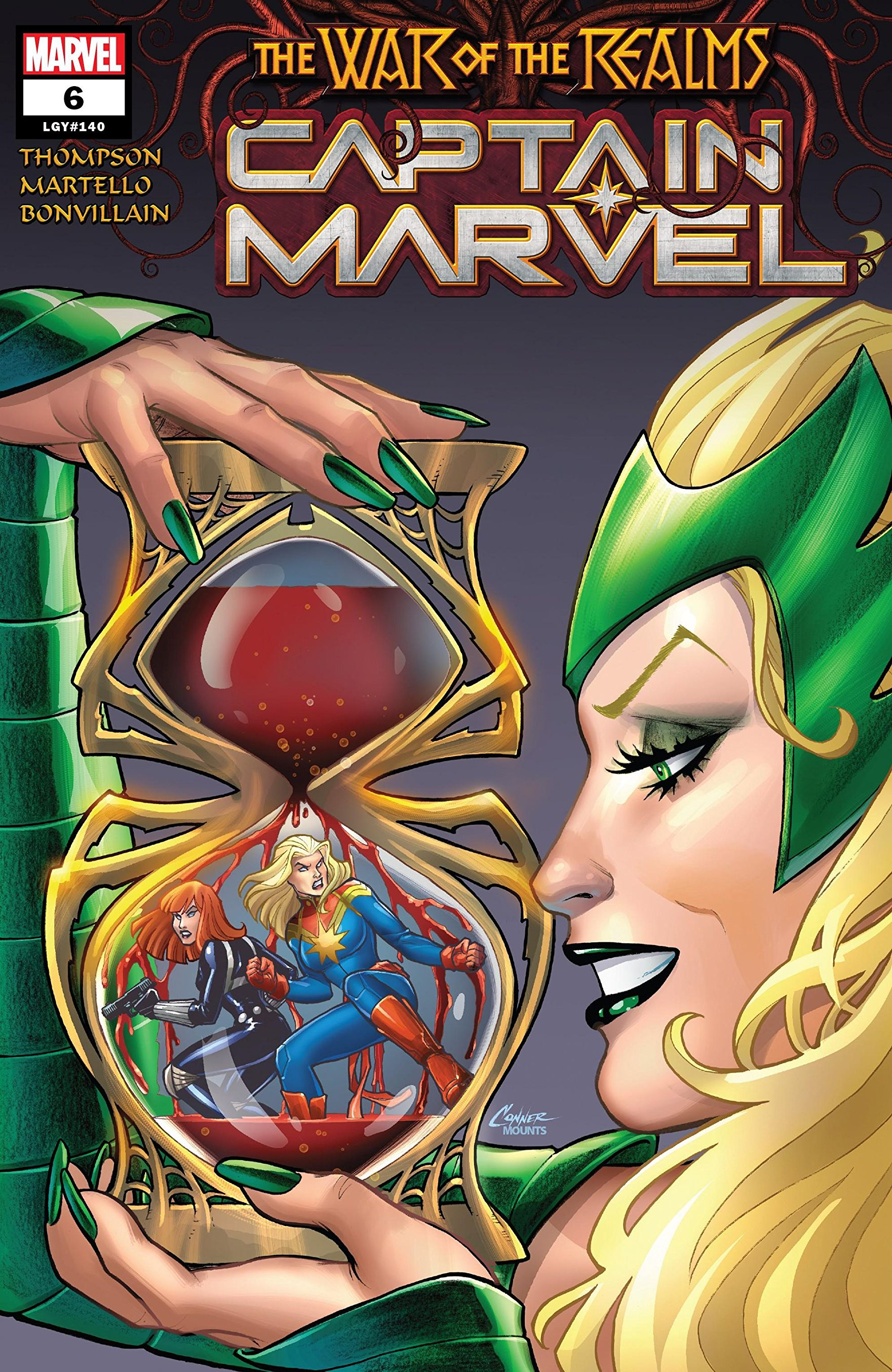 Captain Marvel Vol 10 6
