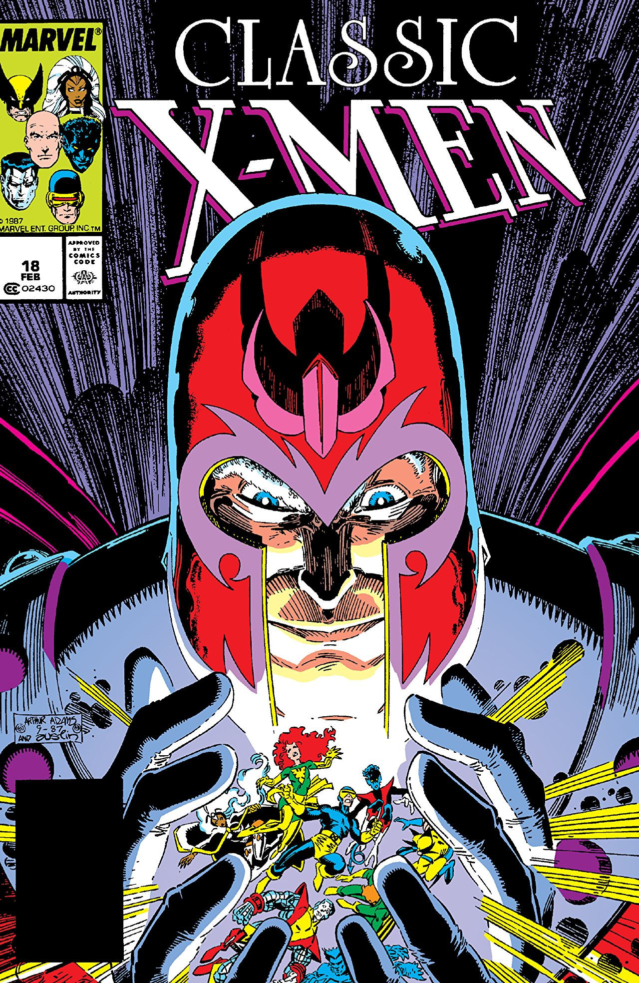 Classic X-Men Vol 1 18