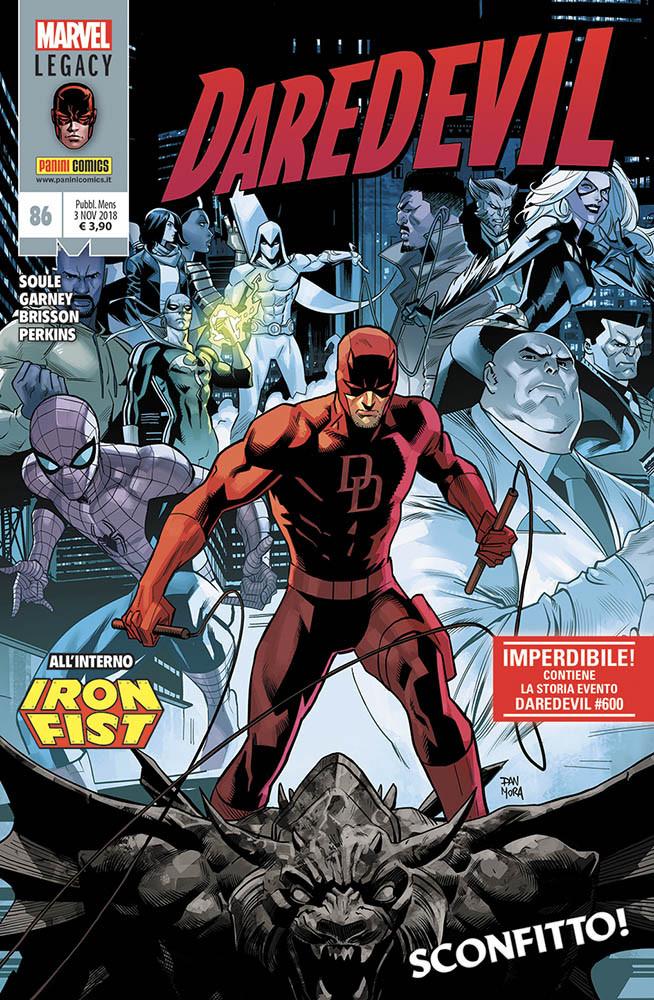 Daredevil (IT) Vol 1 86