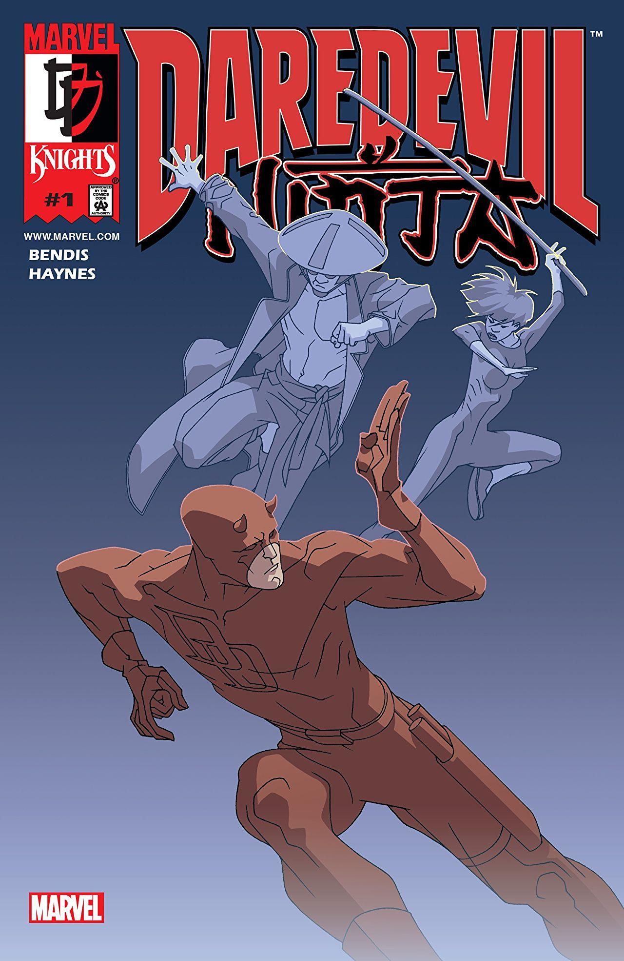 Daredevil: Ninja Vol 1 1