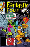 Fantastic Four Vol 1 321