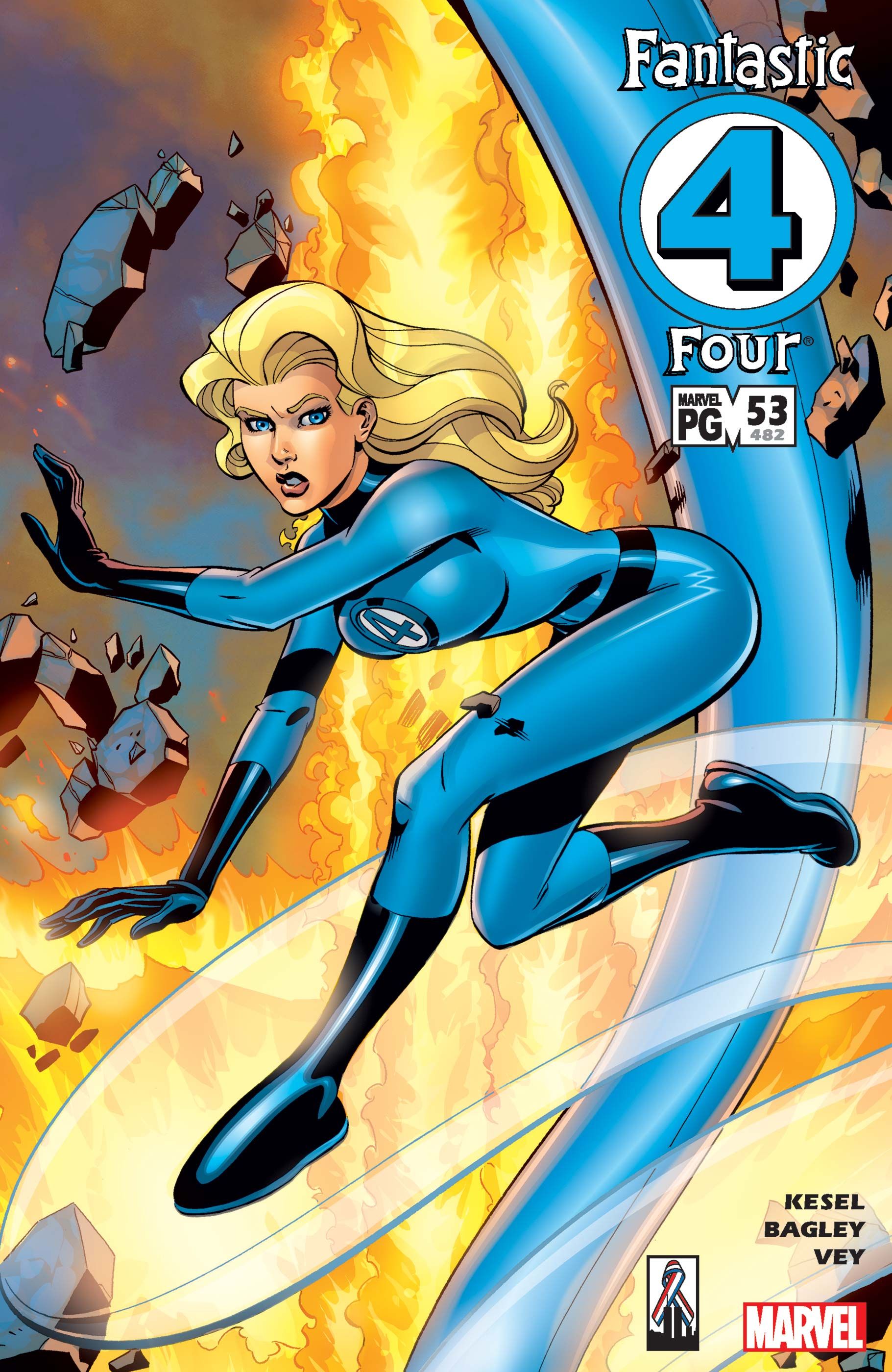 Fantastic Four Vol 3 53