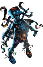 Foreverbush Man (Warp World) (Earth-616)