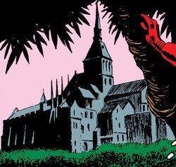 Garrett Castle (America) from Tales of Suspense Vol 1 73 001.jpg