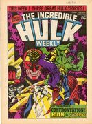 Hulk Comic (UK) Vol 1 52