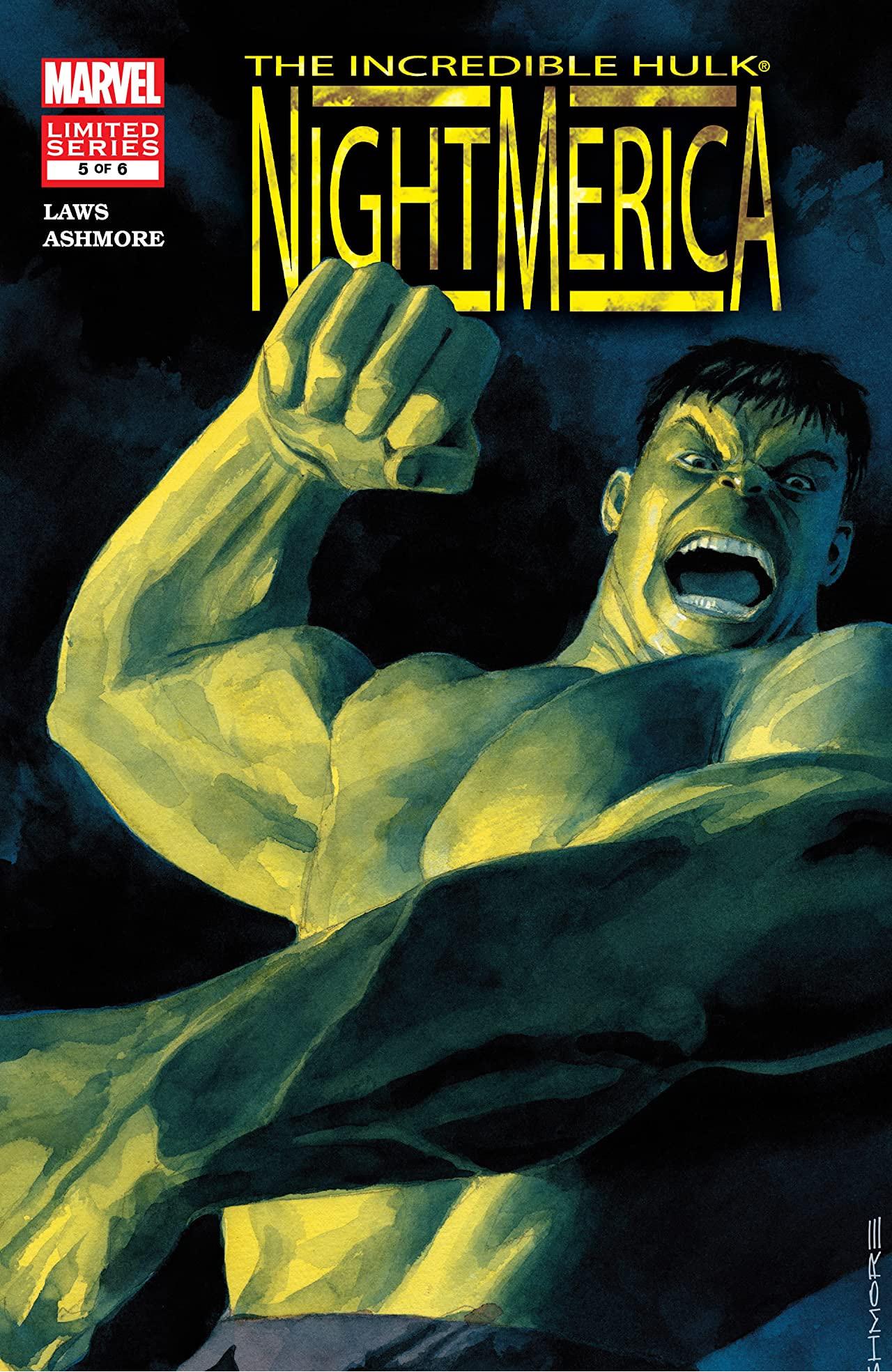 Hulk: Nightmerica Vol 1 5