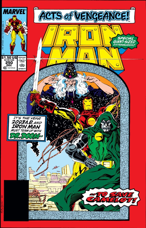 Iron Man Vol 1 250
