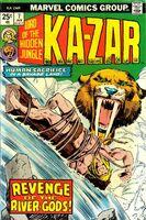 Ka-Zar Vol 2 7
