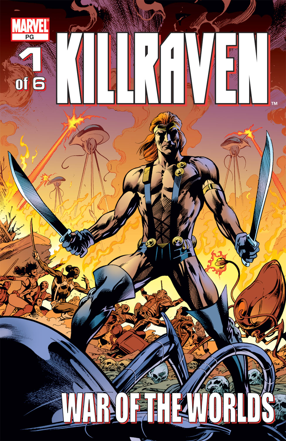Killraven Vol 2 1