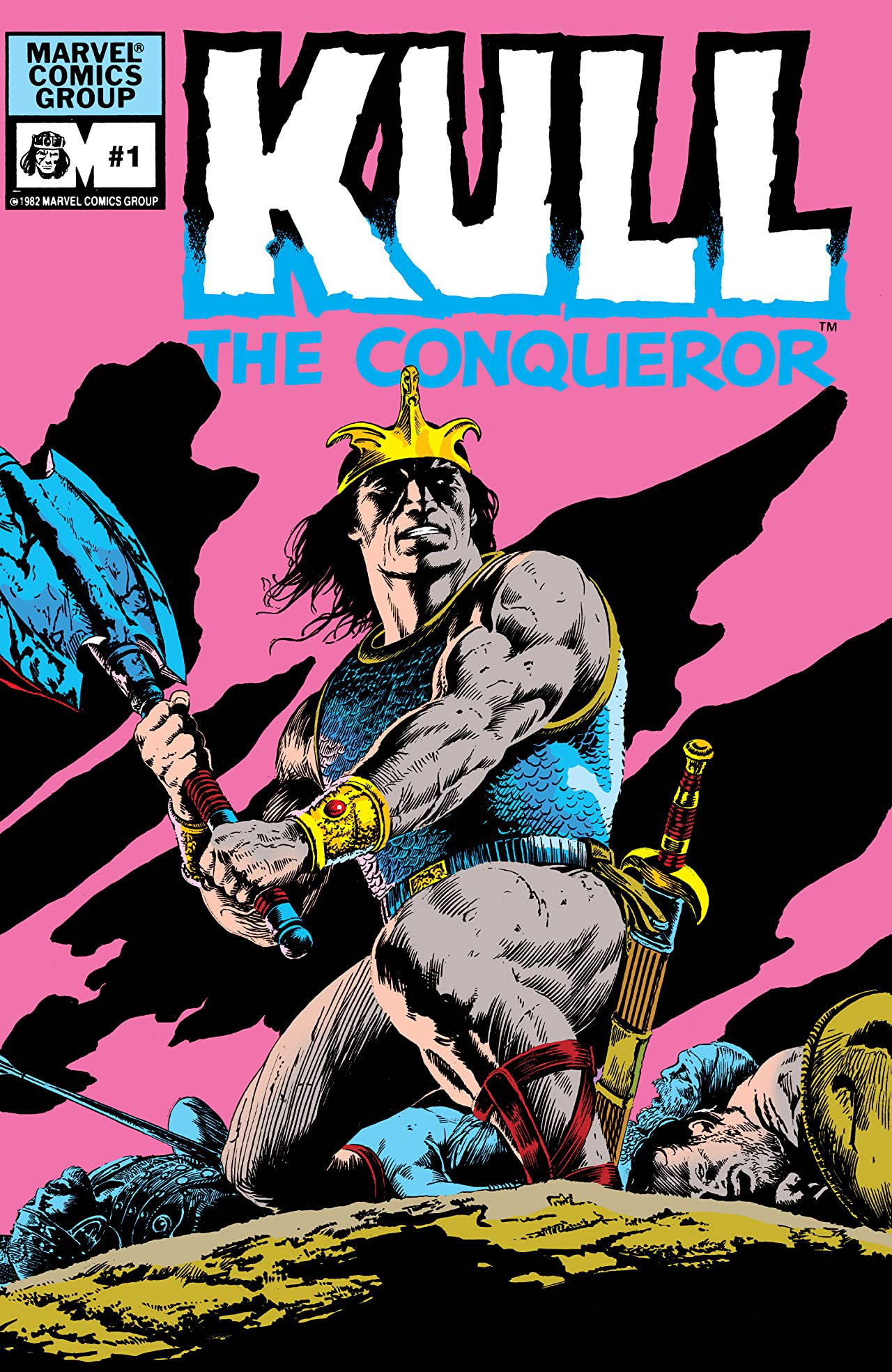 Kull the Conqueror Vol 2
