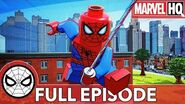 LEGO Marvel Spider-Man Vexed By Venom FULL EPISODE