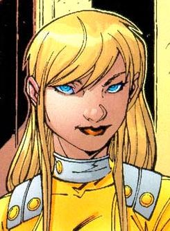 Laurie Collins (Earth-600123)