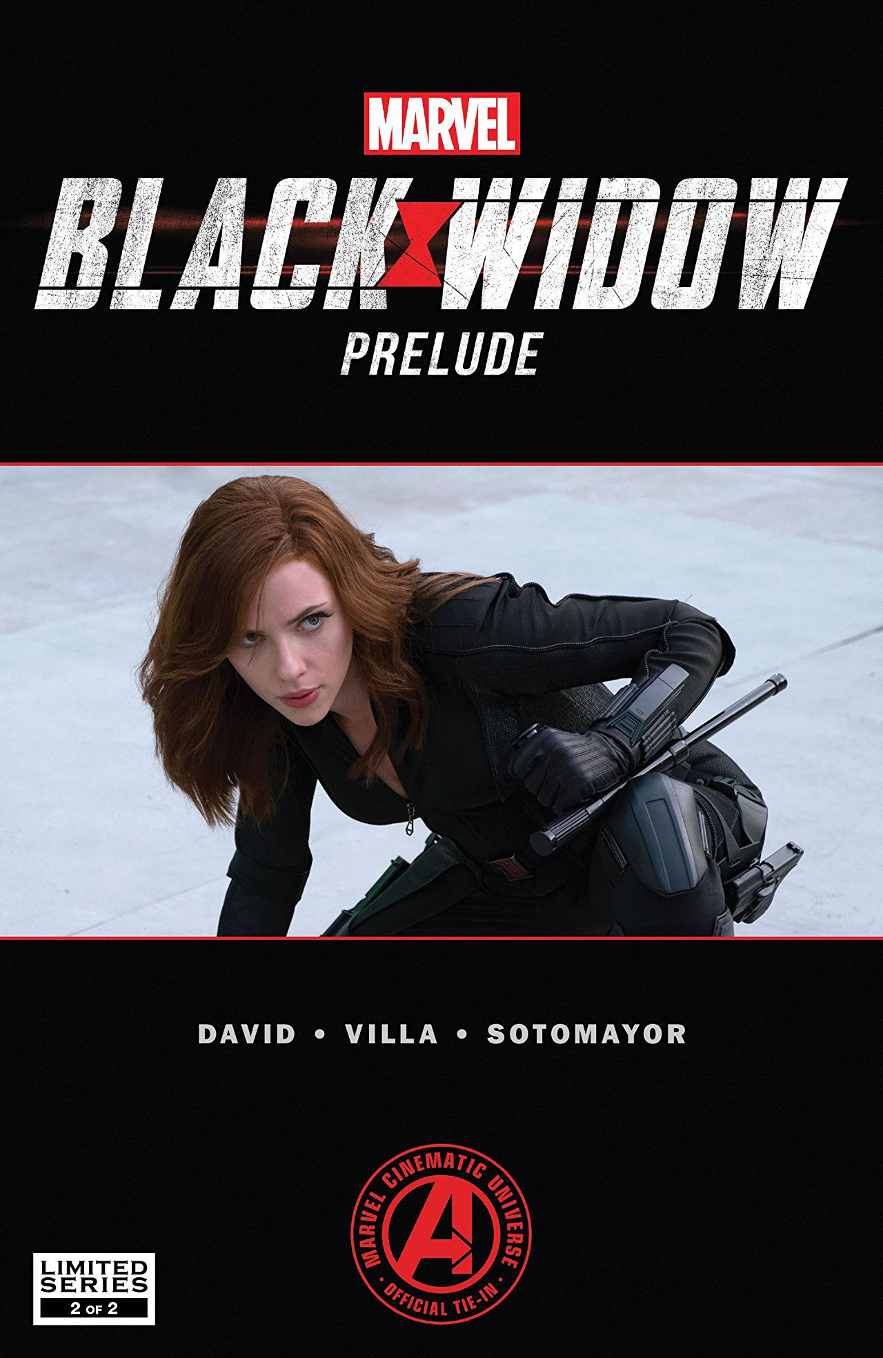 Marvel's Black Widow Prelude Vol 1 2