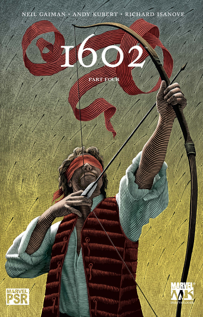 Marvel 1602 Vol 1 4