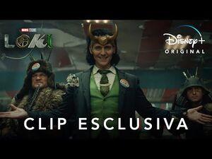 Marvel Studios' Loki - Clip Esclusiva I Disney+