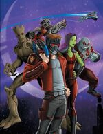 Guardians of the Galaxy (Earth-17628)